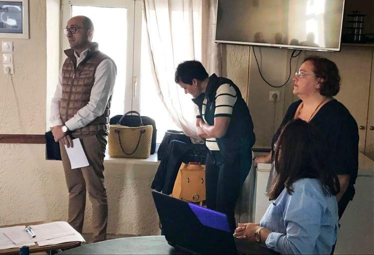 Ενημέρωση στο Άνω Κεράσοβο για την καλλιέργεια της καστανιάς (ΦΩΤΟ)