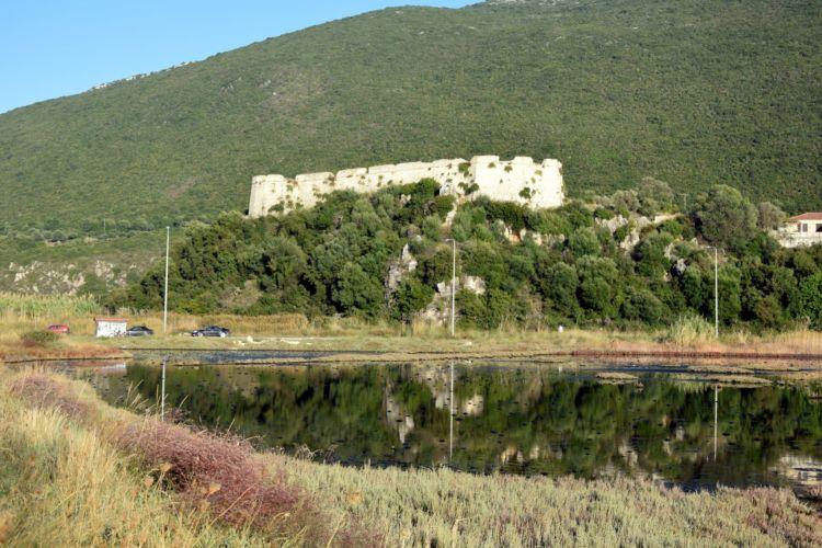 Βόνιτσα: Το κάστρο του Γρίβα λίγο πριν την Λευκάδα (ΔΕΙΤΕ ΦΩΤΟ)