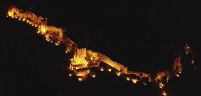 Εντυπωσιακές φωτογραφίες από το κάστρο της Ναυπάκτου