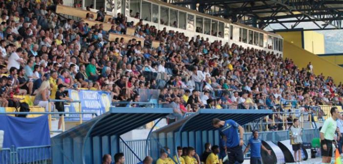 Δικαίωμα αγοράς δύο εισιτηρίων για τους κατόχους διαρκείας στο Παναιτωλικός – Ολυμπιακός