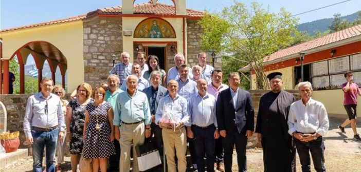 Κοιλάδα Αχελώου: Η επίδραση του φυσικού περιβάλλοντος στην εξέλιξη της Ιστορίας του τόπου (ΔΕΙΤΕ ΦΩΤΟ)