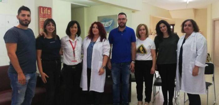 Δράση στο Αγρίνιο για την Παγκόσμια Ημέρα Επανεκκίνησης Καρδιάς (ΦΩΤΟ)