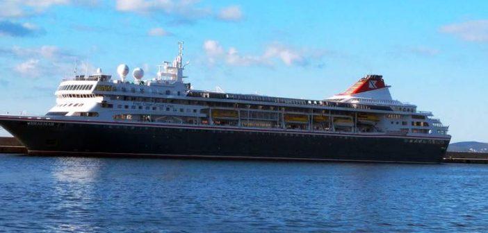 Δυτική Ελλάδα: Στην Πάτρα σήμερα κρουαζιερόπλοιο με 800 βρετανούς – Το «BRAEMAR» θα διανυκτερεύσει στην πόλη