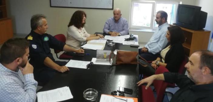 Μεσολόγγι: Συνεδρίαση του Δημοτικού Λιμενικού Ταμείου (ΔΕΙΤΕ ΦΩΤΟ)