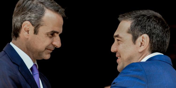 Έρευνα: Ποιος είναι πιο ερωτικός, ο Μητσοτάκης ή ο Τσίπρας – Τι απάντησαν οι Έλληνες