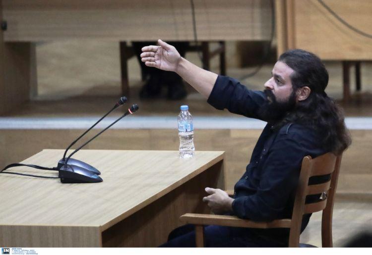 """Δίκη Χρυσής Αυγής – Μπαρμπαρούσης: """"Μου αρέσει να χαιρετάω ναζιστικά""""!"""
