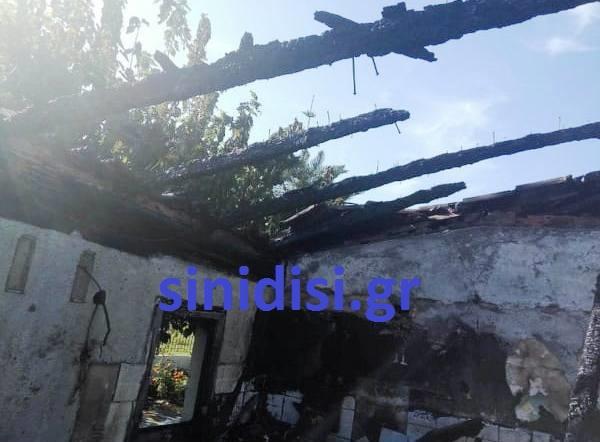 Τραγωδία! Ξεψύχησε ηλικιωμένη μετά από φωτιά στην οικία της στη Μαγούλα Νεοχωρίου (ΔΕΙΤΕ ΦΩΤΟ)
