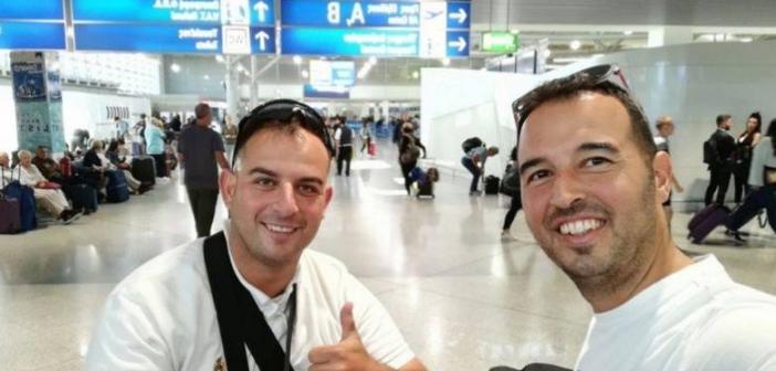 Δυτική Ελλάδα: Φεύγει για το εξωτερικό ο Αστυνομικός Κώστας Πατέντας – Το θάρρος και η αυτοθυσία του, είχαν βραβευθεί (ΔΕΙΤΕ ΦΩΤΟ)