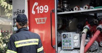 Δυτική Ελλάδα: Πυρκαγιά από μολότοφ στο 5ο γυμνάσιο της Πάτρας – Πέταξαν τούβλα και στην Αρόη