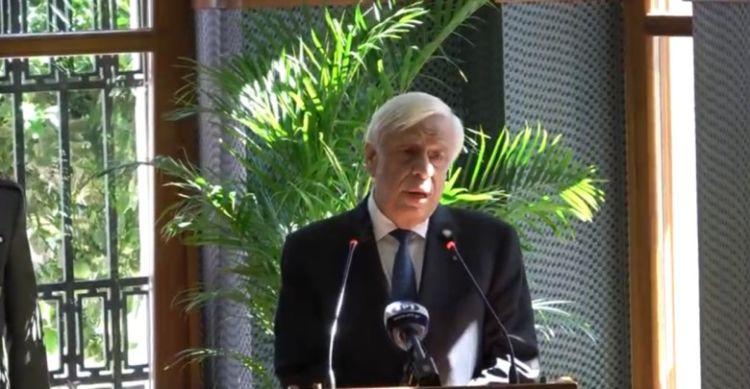 Ο Πρόεδρος της Δημοκρατίας τους αφήνει άφωνους μιλώντας για την ιστορία της Ναυπάκτου (VIDEO)