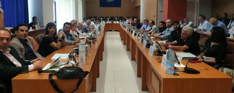 Με διευρυμένη συμμετοχή 60 μελών συγκροτήθηκε η Περιφερειακή Επιτροπή Διαβούλευσης Δυτικής Ελλάδας