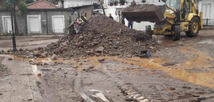 Δήμος Μεσολογγίου: Οικονομική υποστήριξη πληγέντων από τις πλημμύρες της 3ης Οκτωβρίου