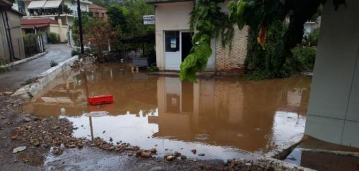 Δήμος Μεσολογγίου: Οικονομική ενίσχυση για τις ζημιές των πλημμυρών
