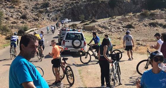 Με επιτυχία η ποδηλατική διαδρομή από την Πάλαιρο ως τον Μύτικα (ΦΩΤΟ)