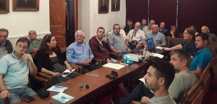 Προτάσεις του Συμβουλίου Κοινότητας Μεσολογγίου για το Τεχνικό Πρόγραμμα και για τα εγκαταλελειμμένα κτίρια