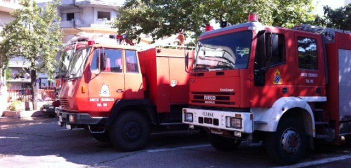 Πυροσβεστική Υπηρεσία Αγρινίου: 82 συμβάντα τον Σεπτέμβριο