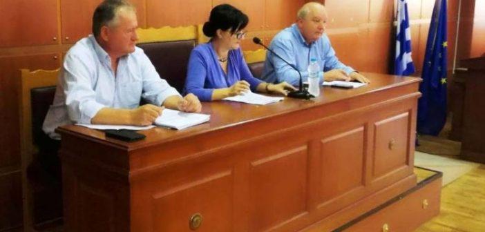 Σχεδιασμός έργων και δράσεων για την χειμερινή περίοδο 2019-2020 – Συνεδρίασε στο Μεσολόγγι το Συντονιστικό Όργανο Πολιτικής Προστασίας (ΣΟΠΠ) της Π.Ε. Αιτωλοακαρνανίας (ΔΕΙΤΕ ΦΩΤΟ)