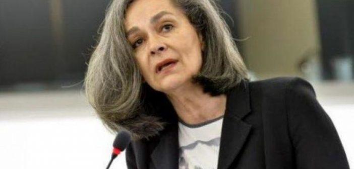 Η Σοφία Σακοράφα για τη μείωση της τιμής των ελιών καλαμών στην Αιτωλοακαρνανία