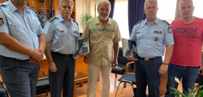 Η ηγεσία της Αστυνομίας στηρίζει την ανάδειξη του Ολυμπιακού Ύμνου ως Παγκόσμια Πολιτιστική Κληρονομία (ΦΩΤΟ)