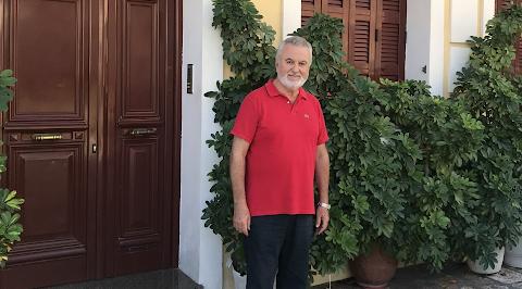 Δήμος Ξηρομέρου – Π. Στάικος: «Θα έγραφα με αίμα στην κολόνα του δημαρχείου: Αξιοπρέπεια ή Θάνατος»