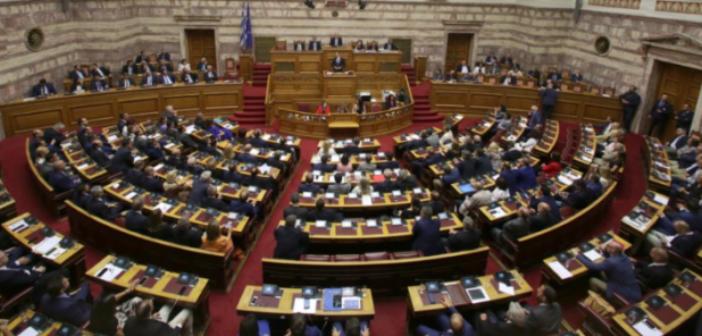 Υπερψηφίστηκε με 163 ψήφους ο νέος εκλογικός νόμος