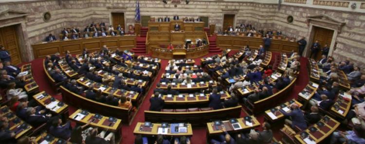 Ψηφίστηκε με 153 ψήφους το νομοσχέδιο για τη διάσωση της ΔΕΗ
