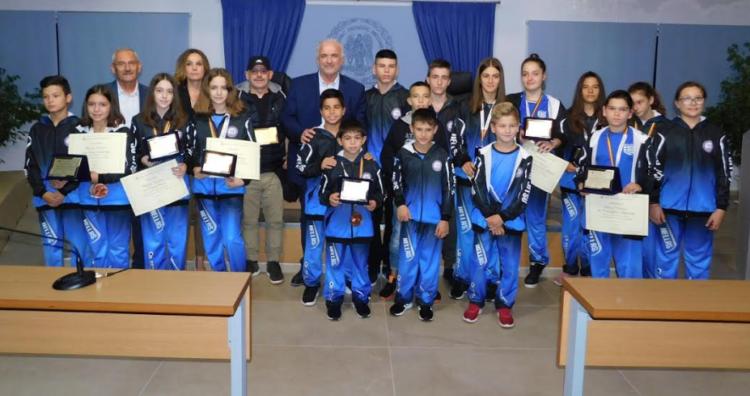 Μεσολόγγι: Βράβευση των αθλητών/τριών -μελών της Εθνικής Ομάδας Ζίου – Ζίτσου (ΔΕΙΤΕ ΦΩΤΟ)