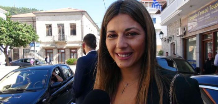Σοφία Ζαχαράκη: Θα πρέπει η νεολαία να διαβάσει τα μηνύματα της Ναυμαχίας της Ναυπάκτου (VIDEO)
