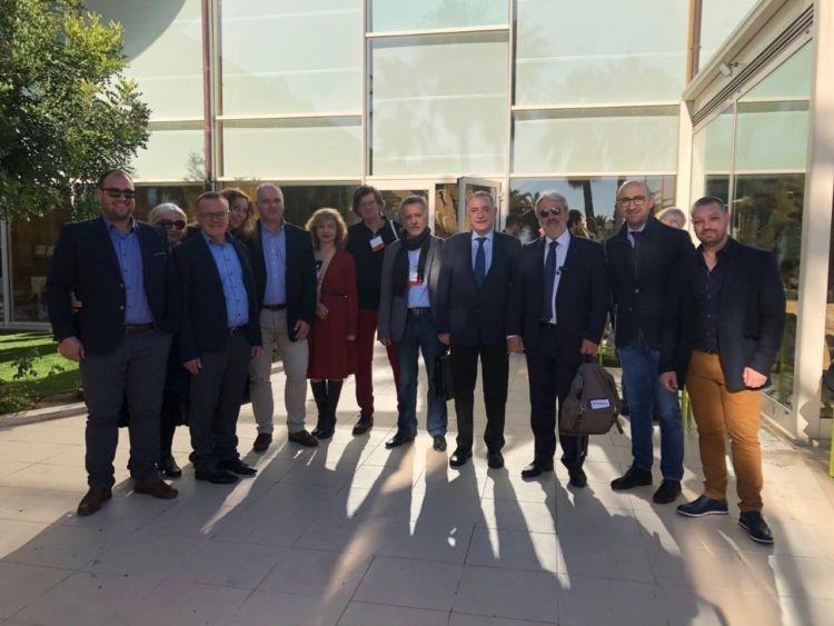 Επιτυχημένη παρουσία της Επιχειρηματικής Αποστολής του Επιμελητηρίου Αιτωλοακαρνανίας στην Ματέρα της Ιταλίας (ΦΩΤΟ)