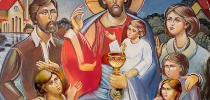 Έναρξη «Συνάξεων Νέων και Νέων Ζευγαριών» στον Ι.Ν. Αγίας Τριάδος Αγρινίου
