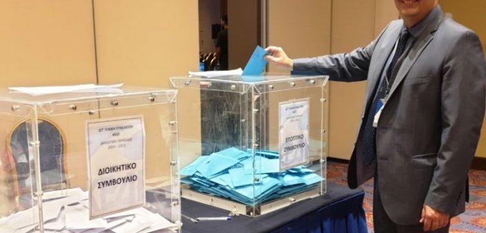 """Ο Γ. Παπαναστασίου για την εκλογή του στο Δ.Σ. της ΚΕΔΕ: """"Δηλώνω παρών σε κάθε κάλεσμα της Τοπικής Αυτοδιοίκησης"""" (ΦΩΤΟ)"""