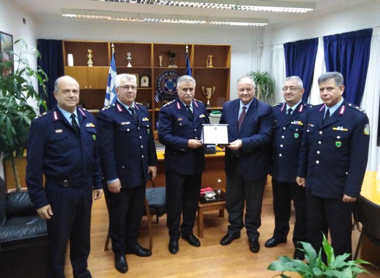 Επίσκεψη του Γενικού Γραμματέα Δημοσίας Τάξεως του Υπουργείου Προστασίας του Πολίτη Κωνσταντίνου Τσουβάλα στη Γενική Περιφερειακή Αστυνομική Διεύθυνση Δυτικής Ελλάδας (ΦΩΤΟ)