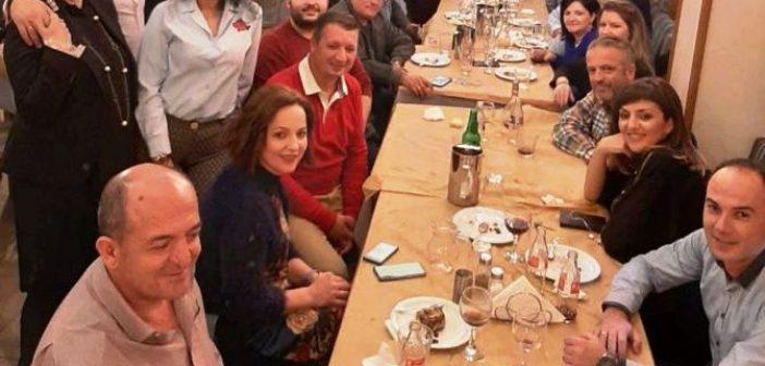 Με τους υποψηφίους του στην Αιτωλοακαρνανία συναντήθηκε ο Περιφερειάρχης Νεκτάριος Φαρμάκης (ΦΩΤΟ)