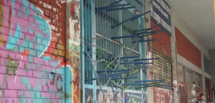 Πάτρα: Οκτώ σχολεία σε κατάληψη! Ενταση με κουκουλοφόρους σε Λύκειο της οδού Κανακάρη