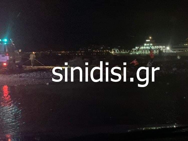 Αντίρριο: Ανατροπή στην τραγωδία – Οι δύο νεκροί στο βυθισμένο ιστιοφόρο είναι Έλληνες