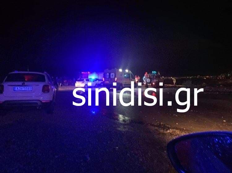 Τραγωδία με δύο νεκρούς στο Αντίρριο! Βούλιαξε βάρκα λόγω των ισχυρών ανέμων (ΦΩΤΟ + VIDEO)