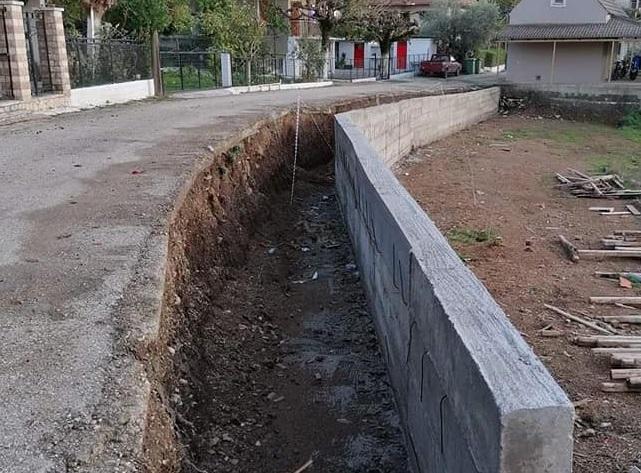Αντιπλημμυρικά έργα προϋπολογισμού 140.000 ευρώ στον Δήμο Θέρμου (ΔΕΙΤΕ ΦΩΤΟ)