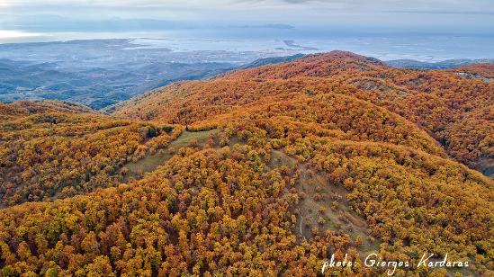 Η φθινοπωρινή ομορφιά του Αρακύνθου (ΔΕΙΤΕ ΦΩΤΟ)