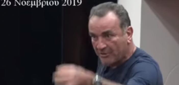 Χαμός στο δημοτικό συμβούλιο Άργους: «Ουστ μ@λ@κ@, θα τον πλακώσω» (VIDEO)