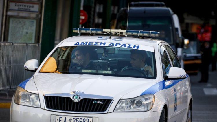 Περιστέρι: Εισβολή με αυτοκίνητο σε κατάστημα ηλεκτρονικών ειδών