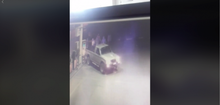 Αγρίνιο – αποκαλυπτικό VIDEO: Τρόμο προκαλεί ο τρόπος που έδρασε η σπείρα στο βενζινάδικο της οδού Πανεπιστημίου