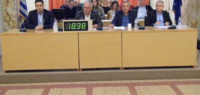 Δημοτικό Συμβούλιο Αγρινίου: Διπλή συνεδρίαση την Τετάρτη με Προϋπολογισμό 2020 και τιμολόγια της ΔΕΥΑ