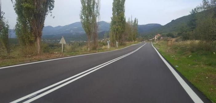 Ολοκληρώθηκαν οι εργασίες συντήρησης του δρόμου Αγρινίου – Θέρμου (ΔΕΙΤΕ ΦΩΤΟ)