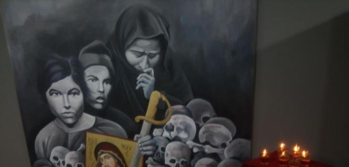 Αγρίνιο: Με επιτυχία πραγματοποιήθηκαν τα εγκαίνια της έκθεσης ζωγραφικής της εικαστικού Μαρίας Φερεντίνου (ΦΩΤΟ)