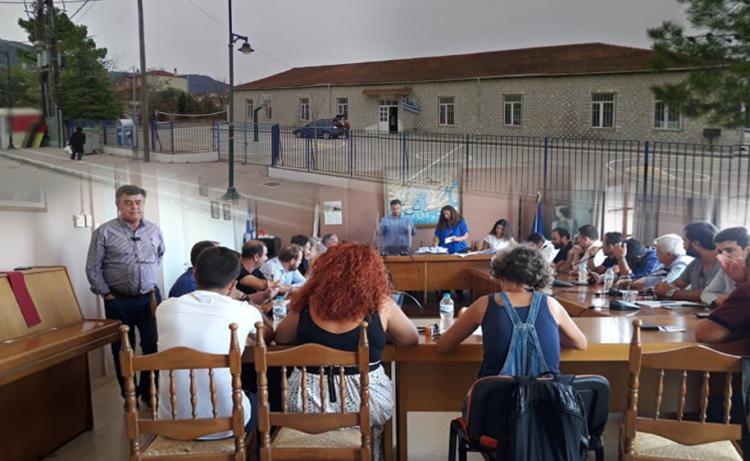 Η συζήτηση στο δημοτικό συμβούλιο για την άμεση επαναλειτουργία του Ειδικού Δημοτικού Σχολείου Βόνιτσας (ΦΩΤΟ)