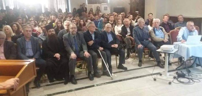 Δυτική Ελλάδα: Με μεγάλη επιτυχία και συμμετοχή πραγματοποιήθηκε η ημερίδα για τις Φυσικές Καταστροφές (ΦΩΤΟ)