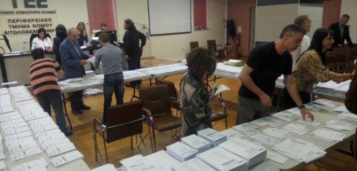 Εκλογές στο ΤΕΕ Αιτωλοακαρνανίας (ΔΕΙΤΕ ΦΩΤΟ)