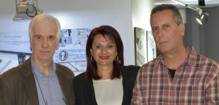 Αγρίνιο: Εγκαινιάστηκε η έκθεση φωτογραφίας τουΘεόδωρου Μαργαρίτη (ΦΩΤΟ)
