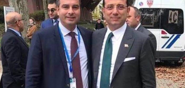 Συνάντηση Παπαθανάση με τον ελληνικής καταγωγής Δήμαρχο της Κωνσταντινούπολης (ΦΩΤΟ)