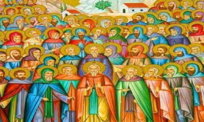 Σήμερα τιμώνται οι Άγιοι Τριάντα τρεις Μάρτυρες «οἱ ἐν Μελιτινῇ»